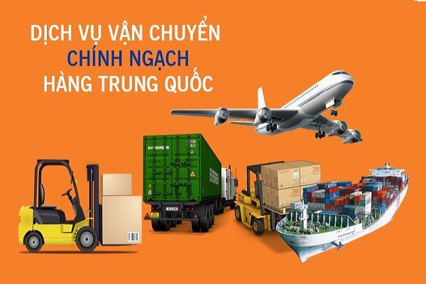 Dịch vụ nhập khẩu chính ngạch uy tín