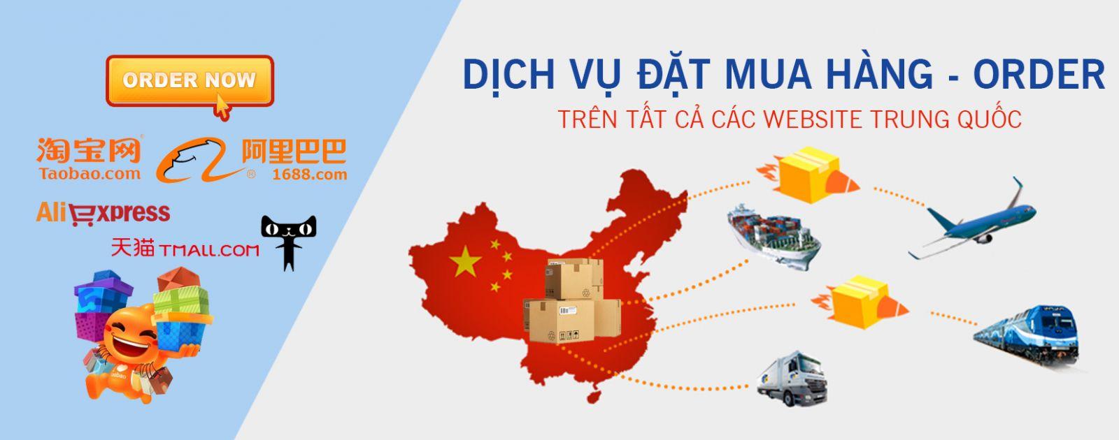 Dịch vụ mua hàng Trung Quốc trọn gói uy tín