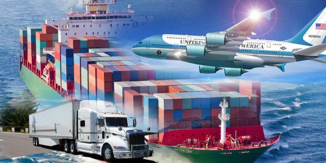 Dịch vụ vận tải hàng Trung Quốc giá rẻ